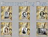 Composer Brag Tags!