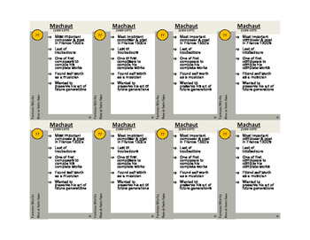 Composer Cards! Trade Save Inspire Motivate Learn Music History