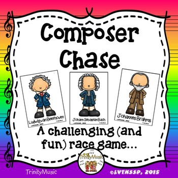 Composer Chase (Relay Game for Composer Review)