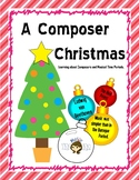 Composer Christmas: Teaching Time Periods in Music