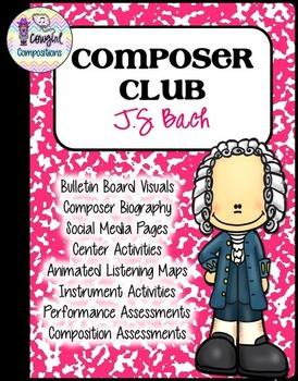 Composer Club - Bach