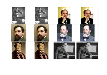 Music: Classical Composer Flashcards