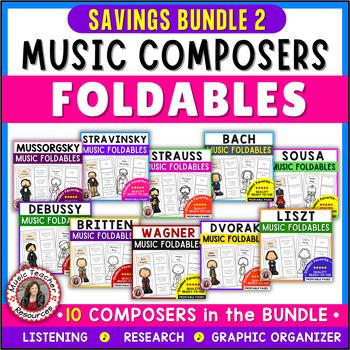 Composer Foldables Bundle 2