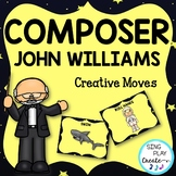 Composer John Williams Creative Movement Activity