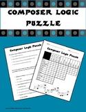 Composer Logic Puzzle