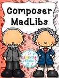 Composer MadLibs