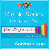 Composer Pak – Teach Composers with Boomwhackers®