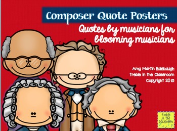 Composer Quotes: Quotes by Musicians for Blooming Musicians