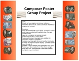 Composer Research Poster Project & Presentation