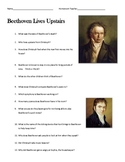 Composer Specials:  BEETHOVEN LIVES UPSTAIRS