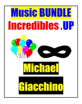 Composer Study: Michael Giacchino PDF Music and Film Lessons BUNDLE