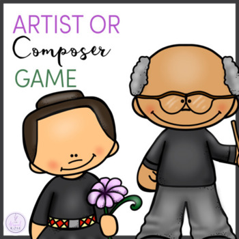 Artist or Composer? Game