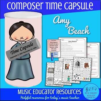 Composer Time Capsule: Beach