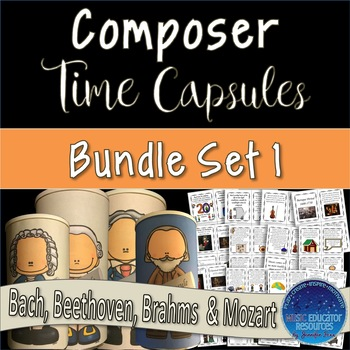 Composer Time Capsule Bundle Set 1
