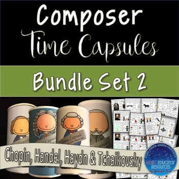 Composer Time Capsule Bundle Set 2