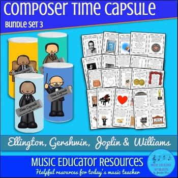 Composer Time Capsule Bundle Set 3