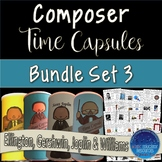 Composer Time Capsule Bundle Set 3