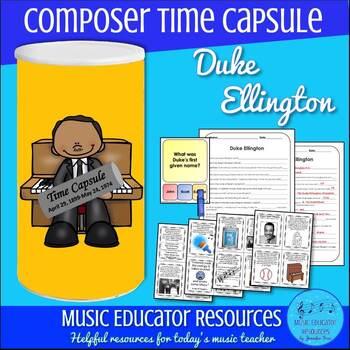 Composer Time Capsule: Ellington