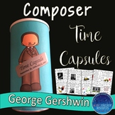 Composer Time Capsule: George Gershwin
