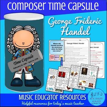 Composer Time Capsule: Handel