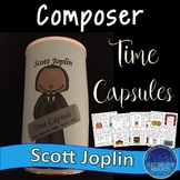 Composer Time Capsule: Scott Joplin