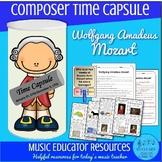 Composer Time Capsule: Mozart