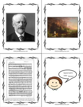 Composer Time Capsule: Tchaikovsky