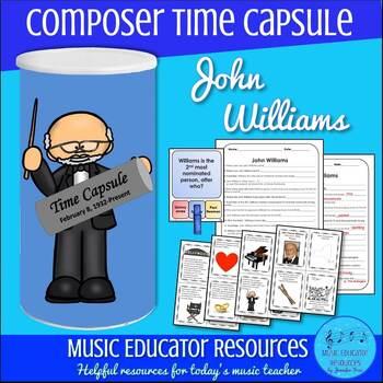 Composer Time Capsule: Williams