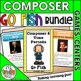 "Composer & Time Period ""Go Fish"" Game (Bundle)"