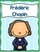 Composer Trading Cards {Romantic Composers Set 1}