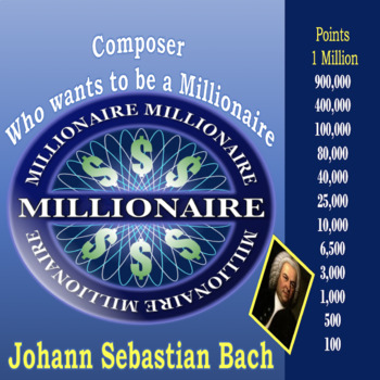Composer Who Wants to be a Millionaire J.S. Bach Review