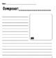 Composer Worksheet Bundle