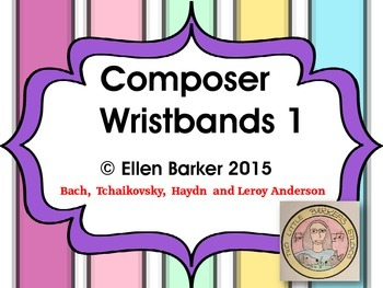 Composer Wristbands 1