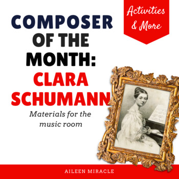 Composer of the Month: Clara Schumann