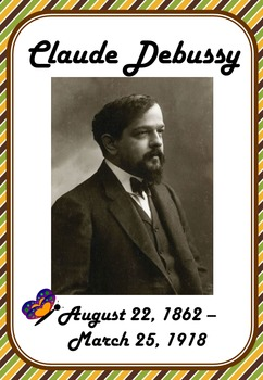 Composer of the Month: Claude Debussy