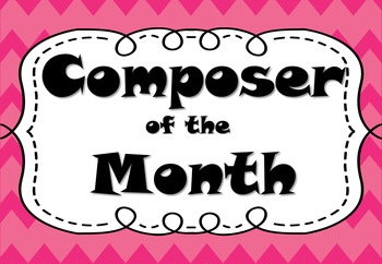 Composer of the Month: Contemporary Bundle