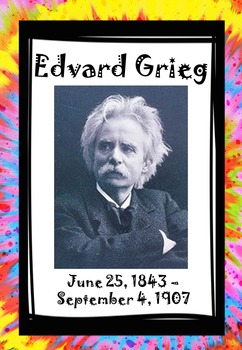Composer of the Month: Edvard Grieg