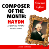 Composer of the Month:  Franz Joseph Haydn