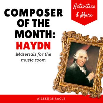 Composer of the Month:  Franz Joseph Haydn