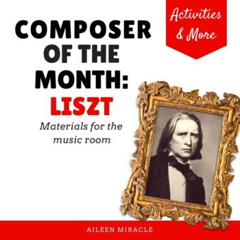 Composer of the Month: Franz Liszt