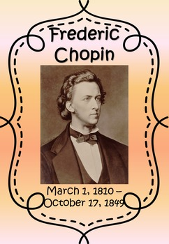 Composer of the Month: Frederic Chopin