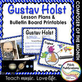 Composer of the Month GUSTAV HOLST - Detailed Lesson Plans
