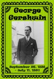 Composer of the Month: George Gershwin