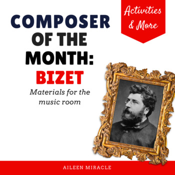 Composer of the Month: Georges Bizet