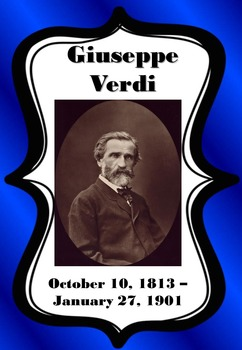 Composer of the Month: Giuseppe Verdi