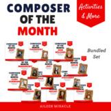 Composer of the Month: Bundled Set