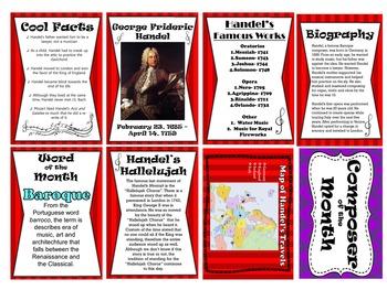Composer of the Month: G.F. Handel