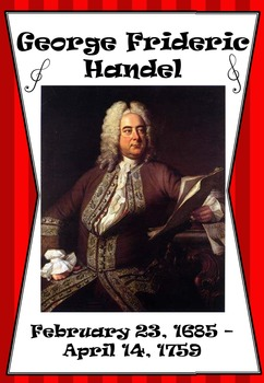 Composer of the Month: G.F. Handel