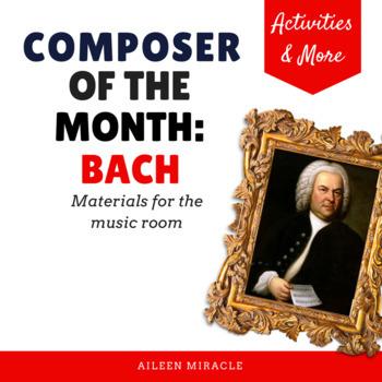 Composer of the Month: Johann Sebastian Bach