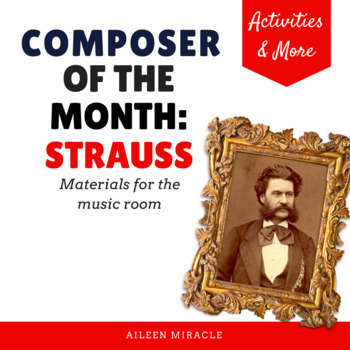Composer of the Month: Johann Strauss II